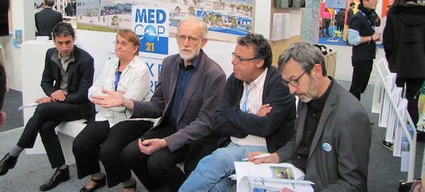 Read more about the article MedECC side event during COP21 in Paris (France), December 2015