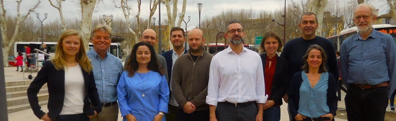 """""""Climate and environmental change drivers"""" workshop, 7-9 March 2018,  France"""