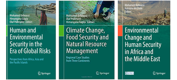 Recent publications on environmental change and human security