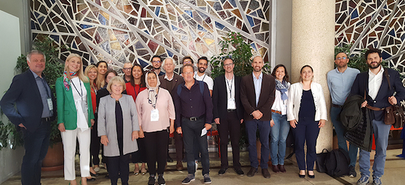 Read more about the article Plan Bleu National Focal Points Meeting, Marseille, France