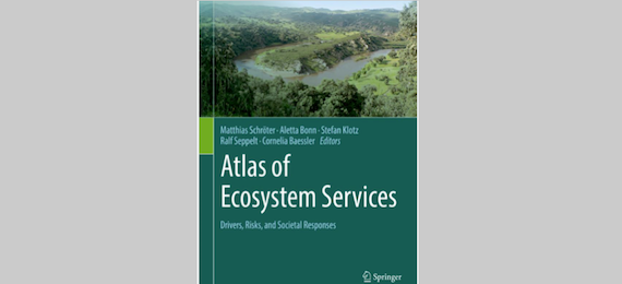 Atlas of Ecosystem Services (book)