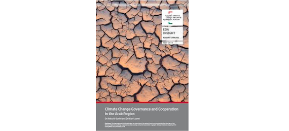 Climate Change Governance and Cooperation in the Arab Region (insight)