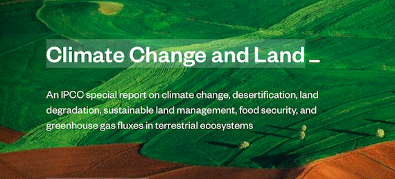 Special Report on Climate Change and Land (IPCC)