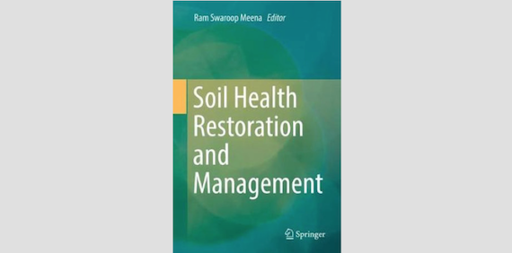 Read more about the article Soil Health Restoration and Management (book)