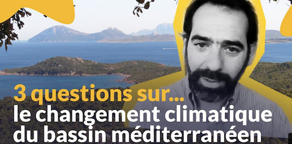 Interview with Dr Samuel Somot (CNRM) (in French)