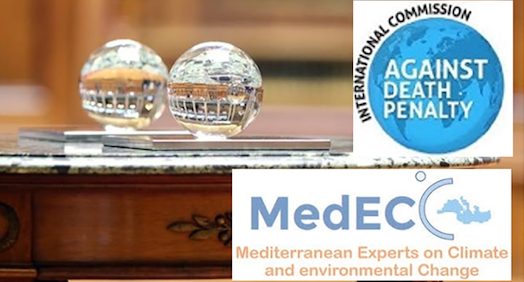 MedECC received the North-South Prize 2020 from the Council of Europe