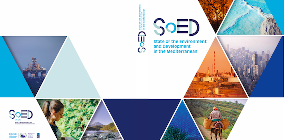 State of the Environment and Development in the Mediterranean (UNAP/MAP, Plan Bleu report)