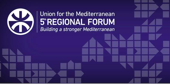 5th UfM Regional Forum, 24-27 November 2020 (online)