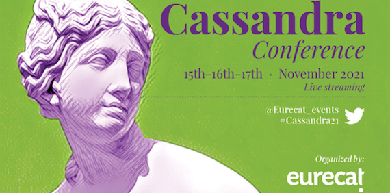 Read more about the article Cassandra conference, 15-17 November 2021