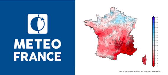 France just had one of its driest autumns in nearly 60 years