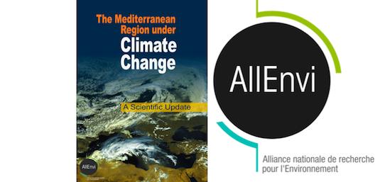 Book : The Mediterranean Region under Climate Change; IRD/AllEnvi 2016