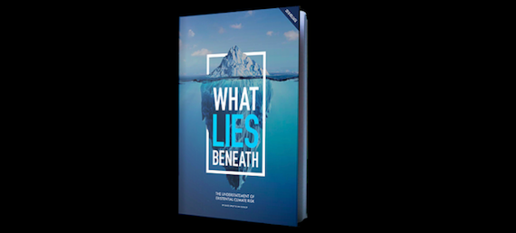 What lies beneath: the understatement of existential climate risk (report)