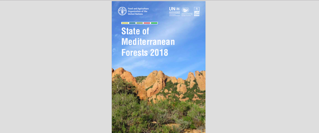 State of Mediterranean Forests 2018 (FAO-Plan Bleu report)