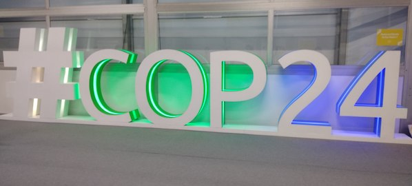 MedECC side-event during COP24 conference, Katowice, Poland