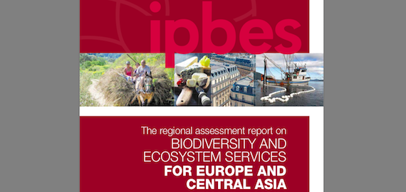IPBES Assessment Report on Biodiversity and Ecosystem Services