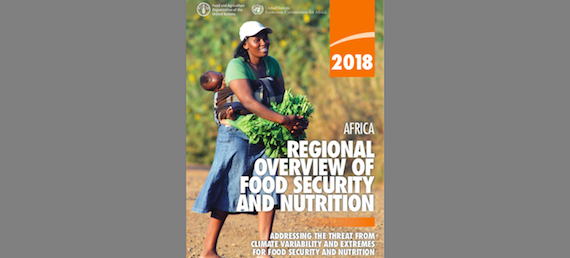 Africa Regional Overview of Food Security and Nutrition (FAO)