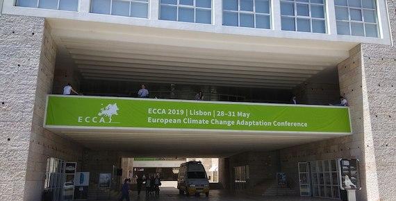 ECCA 2019 conference in Lisbon, Portugal