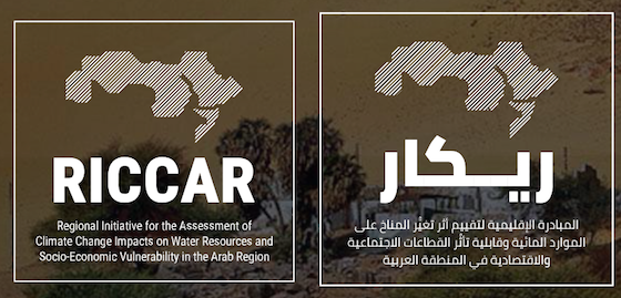 RICCAR: climate change impacts on water resources in the Arab Region