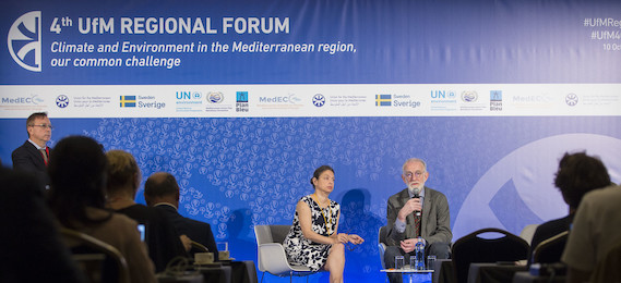 Side event in the margins of the IV UfM Regional Forum, 10 October, Barcelona