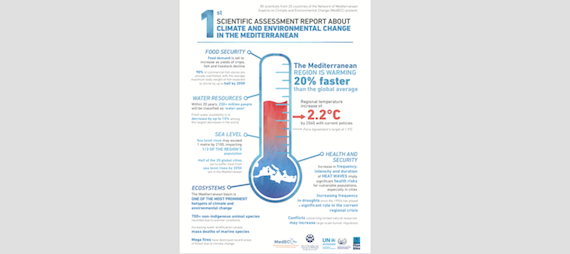 MedECC infographics (UfM Secretariat)