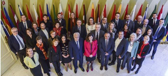 24 Eu-Med Group of Senior officials on Research and Innovation, 25 November 2019, UfM, Barcelona