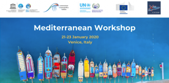 "The Regional Workshop ""'The Mediterranean We Need for the Future We Want"", 21-23 January 2020, Venice, Italy"