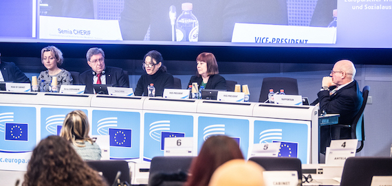 EESC Plenary session 549