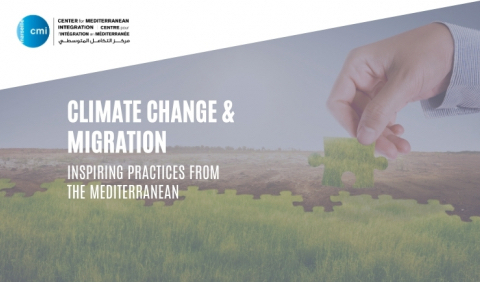 Climate Change & Migration: Inspiring Practices from the Mediterranean (CMI report)