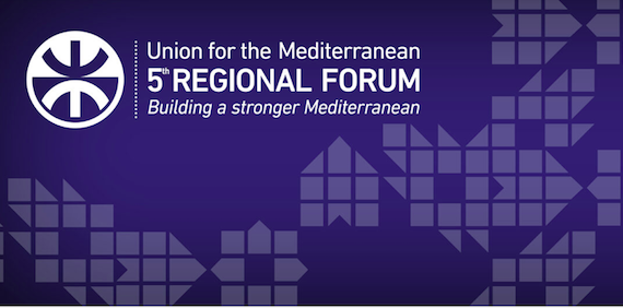 5th UfM Regional Forum, 24-27 November 2020 (online)