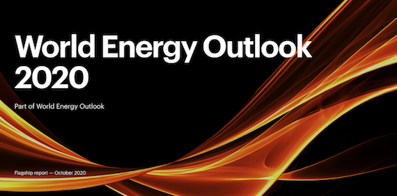 World Energy Outlook 2020 (IEA report)