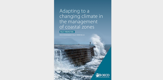 Read more about the article Adapting to a changing climate in the management of coastal zones (OECD Environment Policy Paper)