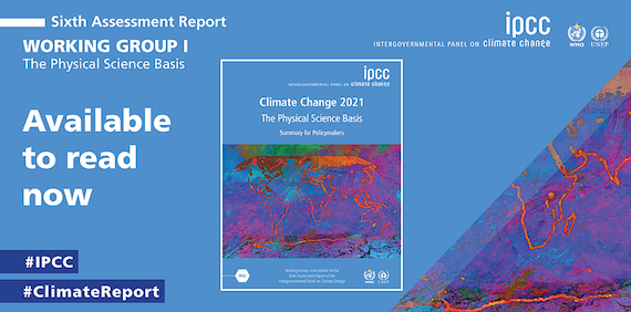 Read more about the article IPCC: AR6 Climate Change 2021: the Physical Science Basis (report)